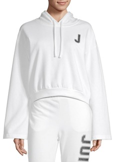 Juicy Couture Wide-Sleeve Pullover Hoodie
