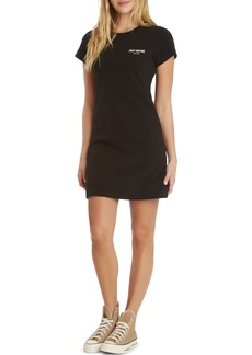 Women's Juicy Couture Cotton French Terry T-Shirt Dress