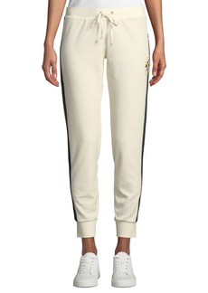 Juicy Couture Zuma Velour Velvet Luxe Sweatpants