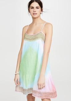 Juliet Dunn Pintuck Cami Dress