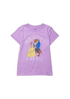 Junk Food Disney Beauty & The Beast T-Shirt (Little Kids/Big Kids)