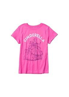 Junk Food Disney Cinderella T-Shirt (Little Kids/Big Kids)