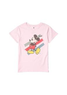Junk Food Disney Mickey T-Shirt (Little Kids/Big Kids)