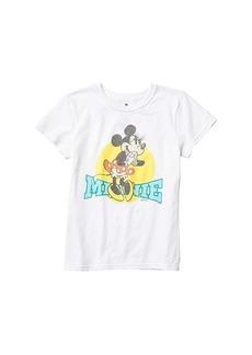Junk Food Disney Minnie T-Shirt (Little Kids/Big Kids)