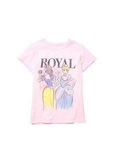Junk Food Disney Princess T-Shirt (Little Kids/Big Kids)