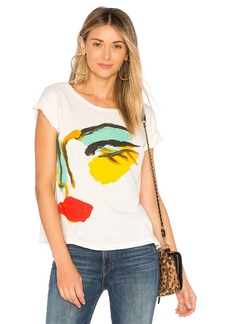 Junk Food Donald Robertson Face Tee