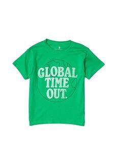 Junk Food Global Time Out T-Shirt (Big Kids)