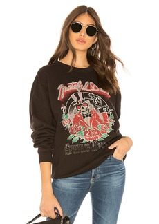 Junk Food Grateful Dead Spring Tour 99 Sweatshirt