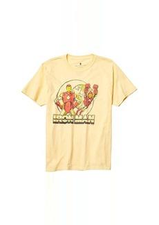 Junk Food Iron Man T-Shirt (Big Kids)