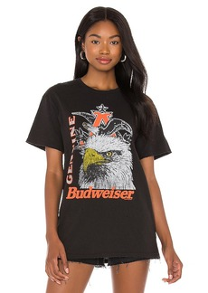 Junk Food Bud Eagle Tee
