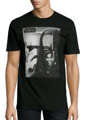 Junk Food Darth Vader Crewneck T-Shirt
