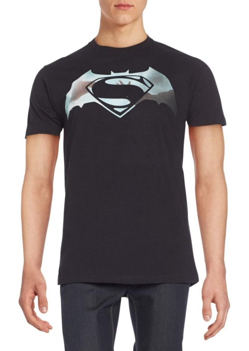 Junk Food Dawn Of Justice Graphic Tee