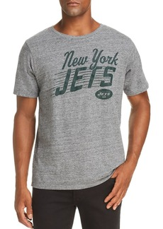 Junk Food Jets Marled Graphic Tee