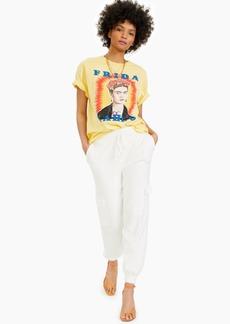 Junk Food Juniors' Frida Radiant Cotton T-Shirt
