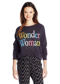 Junk Food Junior's Wonder Woman Graphic Sweatshirt