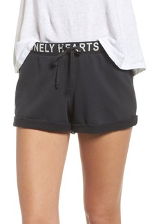 Junk Food Lonely Hearts Club Lounge Shorts (Nordstrom Exclusive)