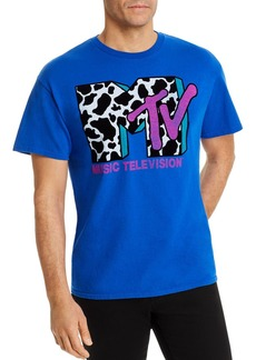 Junk Food MTV Logo Tee