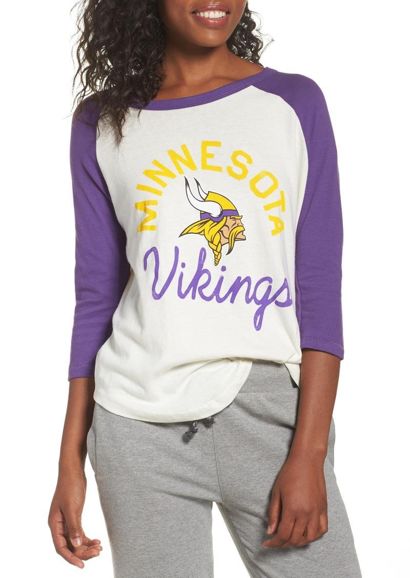 Minnesota Vikings Mens Polo Shirt