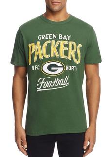 Junk Food Packers Kickoff Crewneck Short Sleeve Tee