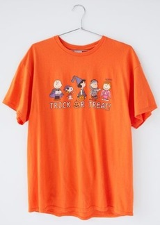 Junk Food Peanuts Trick Or Treat Tee