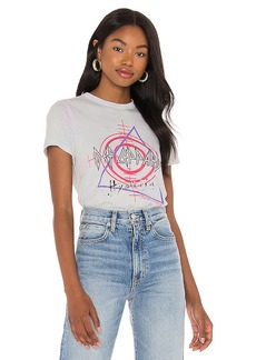 Junk Food Pyromania Triangles Tee