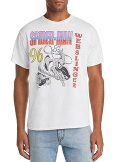 Junk Food Spider Man Graphic Tee