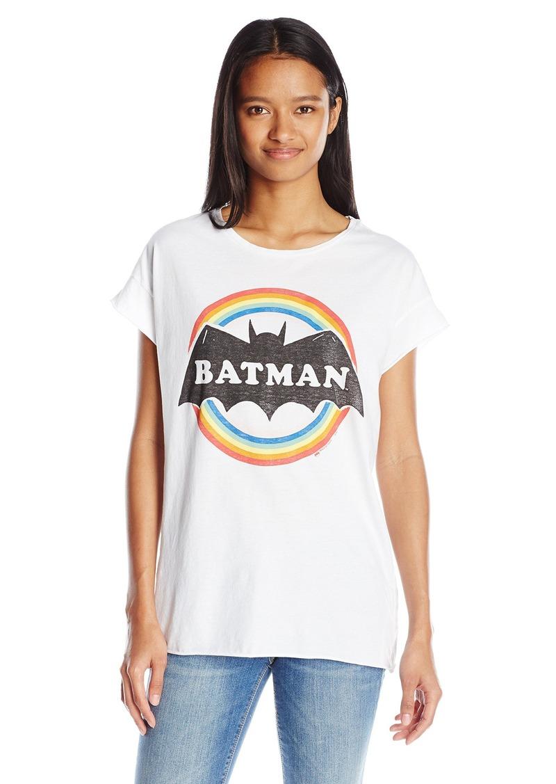 Junk Food Women's Batman Graphic T-Shirt
