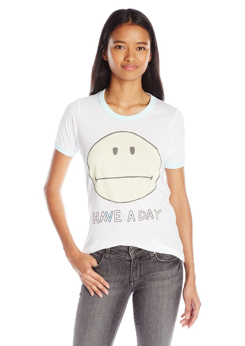 Junk Food Women's Have a Day Graphic T-Shirt