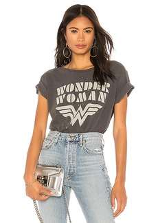 Junk Food Wonder Woman Tee