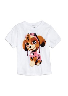 Junk Food x Nickelodeon Girls' PAW Patrol� Puppy Tee, Little Kid - 100% Exclusive