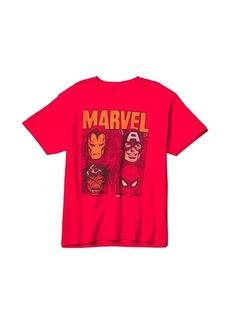Junk Food Marvel T-Shirt (Big Kids)