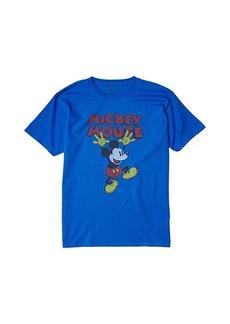 Junk Food Mickey Mouse Hands T-Shirt (Big Kids)