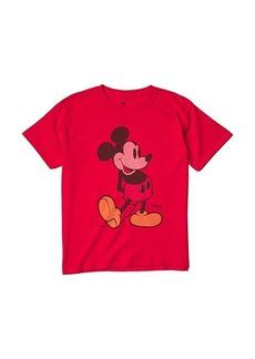 Junk Food Mickey Mouse T-Shirt (Big Kids)