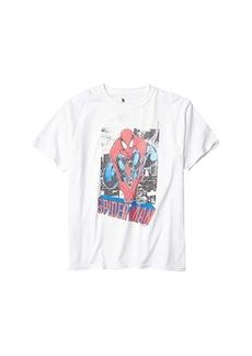 Junk Food Spider-Man T-Shirt (Big Kids)