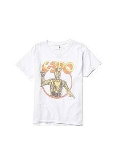 Junk Food Star Wars C-3PO T-Shirt (Big Kids)
