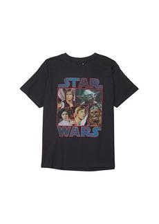 Junk Food Star Wars Character T-Shirt (Big Kids)