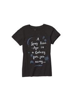 Junk Food Star Wars Galaxy T-Shirt (Little Kids/Big Kids)
