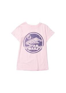 Junk Food Star Wars Millenium Falcon T-Shirt (Little Kids/Big Kids)