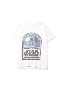 Junk Food Star Wars R2-D2 T-Shirt (Big Kids)