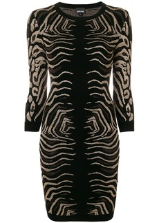 Just Cavalli animal print dress