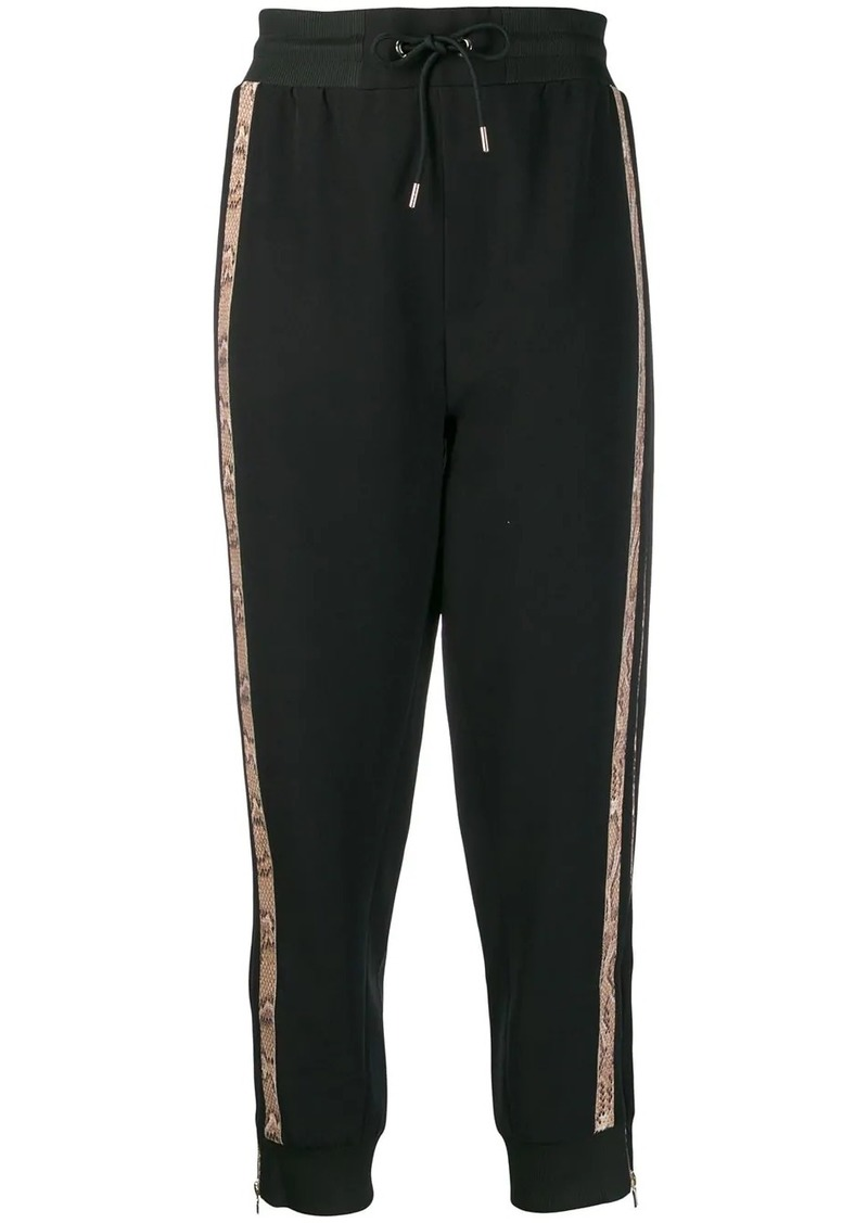 Just Cavalli animal-print track pants