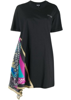 Just Cavalli asymmetric T-shirt dress