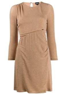 Just Cavalli asymmetric waist dress