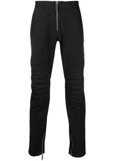 Just Cavalli biker style trousers