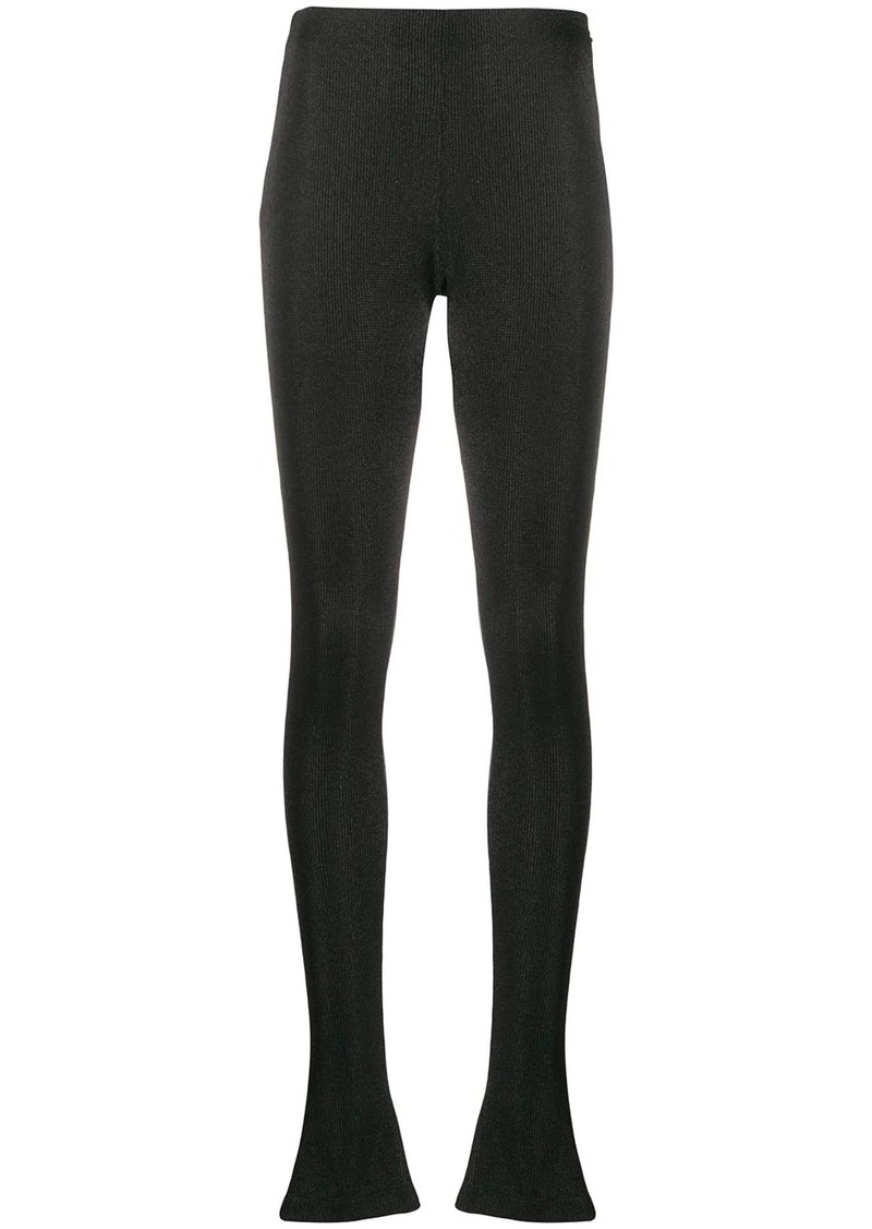 Just Cavalli bootleg fit leggings