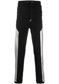 Just Cavalli cotton track pants
