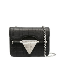 Just Cavalli croc-effect crossbody bag