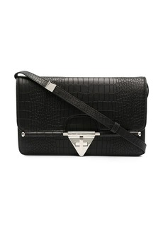 Just Cavalli croc-effect shoulder bag