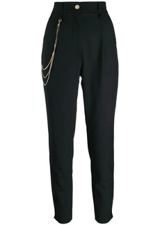 Just Cavalli cropped trousers