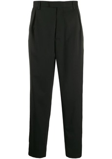 Just Cavalli crystal button trousers